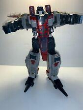 "Vintage Transformers Starscream Decepticon Hasbro Takara 2004 20"" Pre Owned"