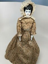 "Antique China Head Doll 13"""