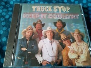Country music - truck stop - 1989 - keep it country - lire annonce