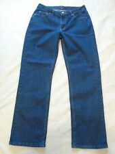 Riders by lee women jean size 10 M relaxed fit straight leg.
