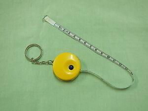 "Tape Measure Retractables Yellow 55""/140cm Imperia/Metric"