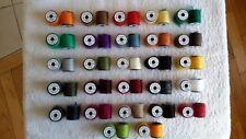 """Uni-Mohair 20 Spools Comb "".Fly Tying. Floss. Thread. Yarn. Mohair. Tinsel. Wir"