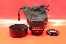 Nikon - AF-S Nikkor - 50mm - 1:1.8 - Digital SLR Camera Lens