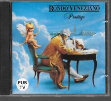 CD ALBUM 10 TITRES--RONDO VENEZIANO--PRESTIGE--1992