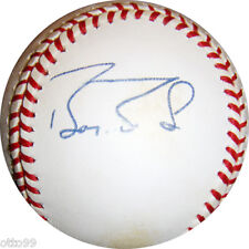 BARRY BONDS SIGNED VINTAGE RONLB BALL SAN FRANCISCO GIANTS PITTSBURGH PIRATES