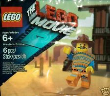 LEGO The Lego Movie Western Emmet 5002204 Exklusivset