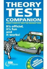 Theory Test Companion plus The Highway Code  DSA 2004. Both in a plastic wallet.