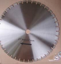 DIAMOND SAW BLADE 27 inch