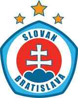 "Slovan Bratislava FC Slovakia Soccer Football Car Bumper Sticker Decal 4"" x 5"""