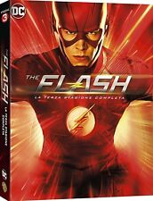 THE FLASH - STAGIONE 3 (6 DVD) - COFANETTO ITALIANO, NUOVO, ORIGINALE