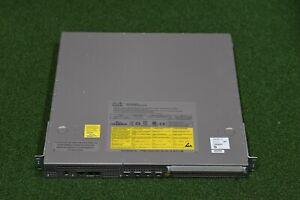 Cisco ASR1001 4-Port GE Aggregation Services Router w/ advipservices Lic -1YrWty