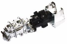 55-57 Chevy Bel Air Hydroboost Brake Kit W/ Chrome Master Cylinder