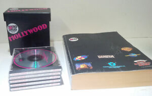 Sound Effects Library Sound Ideas Series Hollywood 4000 SFX 5 CD Set Index book