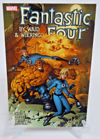 Fantastic Four Ultimate Collection 4 Waid Marvel Comics TPB Trade Paperback New