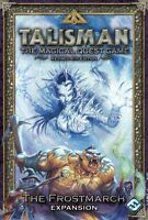 Talisman The Frostmarch Expansion Revised 4th Edition Magical Quest Board Game