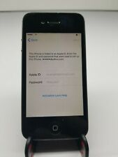 Apple iPhone 4s 16GB Black (Verizon) A1387 working