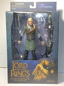 Lord of the Rings - Legolas - Diamond Select Toys Action Figure