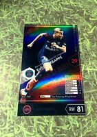 Panini Footista2019ver. 17-18 Kylian Mbappe refractor card WCCF extra PSG