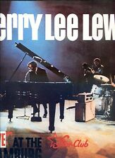 JERRY LEE LEWIS live at the starclub hamburg UK EX LP