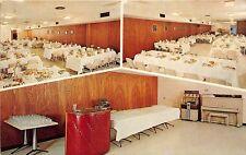 St Louis Mo King Brothers Motel & Restaurant Juke Box Postcard