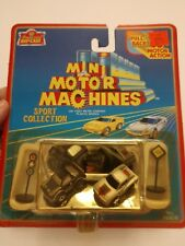 Imperial Die-Cast Mini Motor Machines Sport Collection 7692 NIP O