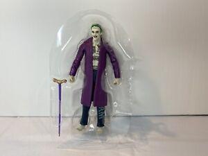 "DC Comics Multiverse Suicide Squad The Joker 6"" inch Figure Mattel"