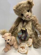 Bartons Creek Collection Artist Designed Gund Cat Stuffed Animal Scratch & Sniff