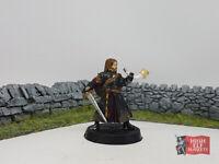 Boromir Metal - Lord of the Rings Warhammer Minas Tirith Fellowship