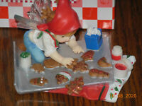 Busy Cookie Kitchen Fairie with Original box