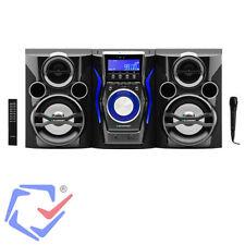 Blaupunkt Microcadena Bluetooth CD/MP3/USB/BT Radio FM AUX Karaoke Sistema audio