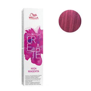Wella Color Fresh Create 1 X 60ml Tinta per Capelli Pronta all'uso