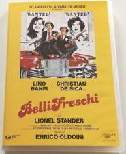 BELLI FRESCHI FILM DVD ITALIANO LINO BANFI EDITORIALE SPED GRATIS SU + ACQUISTI