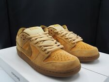 8962b5213ccbc0 Nike SB Dunk Low TRD QS 883232-700 Reverse Reese Forbes Wheat Dune DS Size
