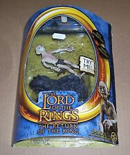 Toy Biz Hobbit Lord of the Rings Talking Action Figure Smeagol Hobbit 2003