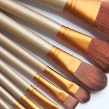 New 12Pcs Professional Nake 3 Cosmetic Makeup Brushes Tool Set without Metal Box