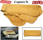 Leather Chamois Cloth Genuine Natural Car Washing Absorbent Wipe Cleaning Towel
