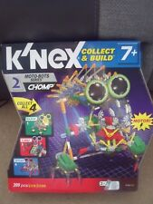 BNIB KNEX Moto-Bots Series #2 Chomp - 399 pieces