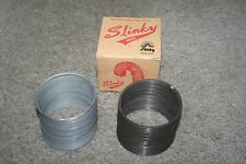 Collector's Edition Metal Original Slinky, Free Shipping, New + used slinky