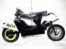 X-Treme City Rider Electric Folding Motor Scooter 500W 36V Black/Blue/Pink