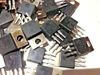 MJE5731A High Voltage PNP Silicon Power Transistors BY MOTOROLA LOT OF 2
