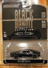GreenLight Collectibles Series 14 Black Bandit 1973 AMC Javelin Combine Shipping