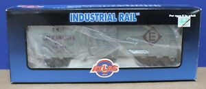 Atlas Industrial Rail 1002001-2 Erie Lackawanna 40' SD Boxcar #74351 NIB