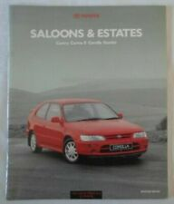 Toyota Camry Car Brochures