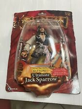 Zizzle Figurine Pirate Des Caraibes Jack Sparrow