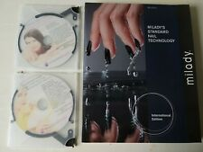 Essential Nails Acrylic Sculpting and Maintenance DVD With Text Book