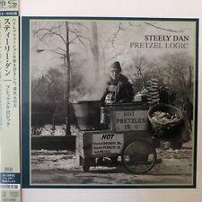 Pretzel Logic by Steely Dan ( Deluxe SACD SHM, jp.),2014 UIGY-9568 Japan