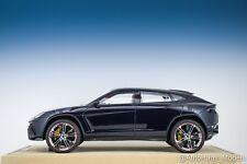 1/18 MR Lamborghini URUS in Dark Blue Alcantara Base Sold Out