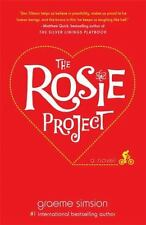 The Rosie Project by Graeme Simsion (2013, Hardcover) LIKE NEW