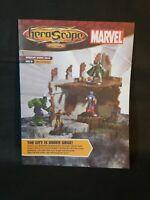 Heroscape Marvel Rulebook Instruction Guide Manual Booklet Book