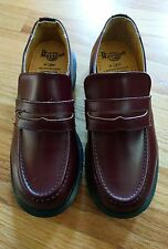 New Womens Dr. Martens Addy Penny Loafer  Smooth Leather Shoes 6 uk 4